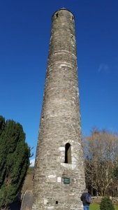 Glendalough bell tower
