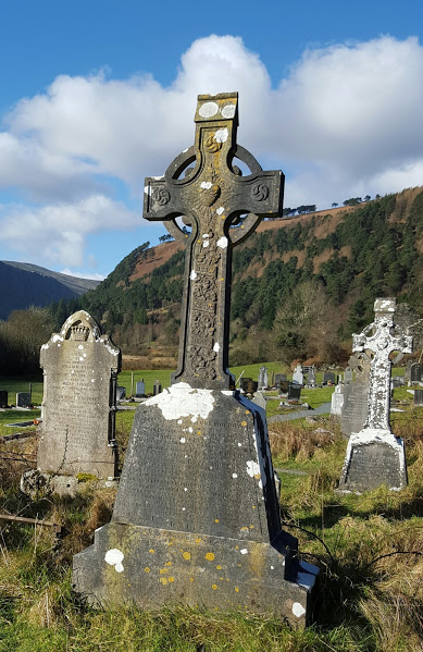 Glendalough Mercy Jesus Cross