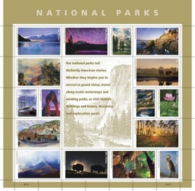 USPS.Stamps4Natl.Park
