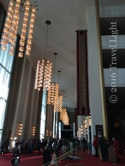 Kennedy Center Interior